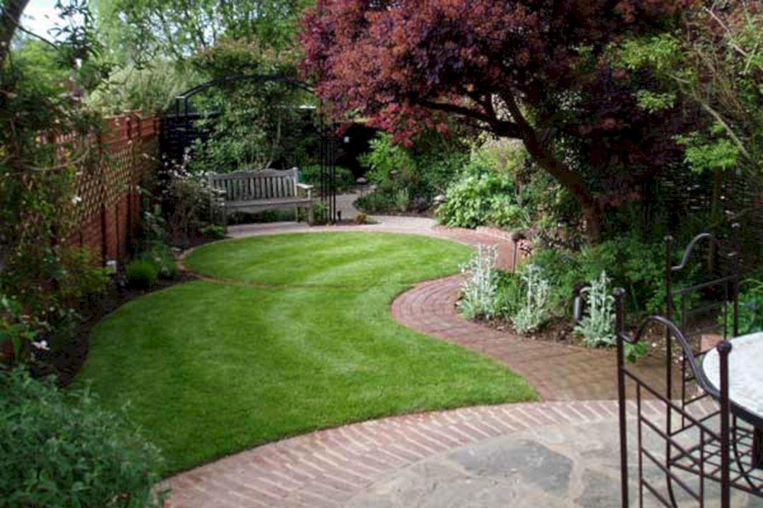 Small garden design freshouz for Small landscape design