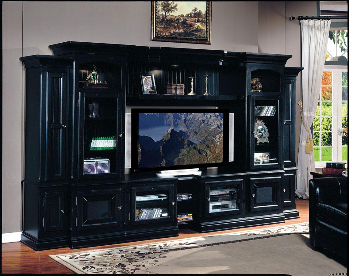 45 excellent entertainment center storage solution for your home. Black Bedroom Furniture Sets. Home Design Ideas