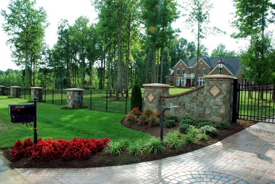 Landscaping Driveway Entrances Pictures : Driveway entrances landscaping freshouz