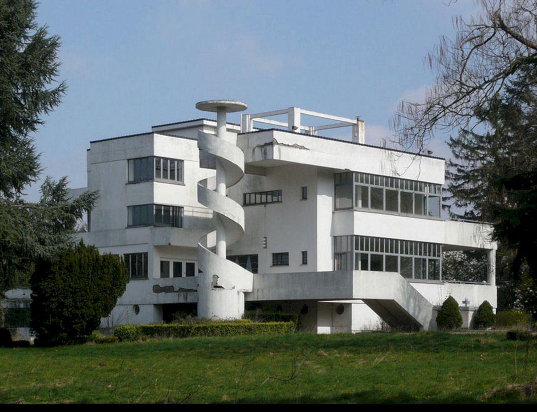 architecture modernist modern early forgotten