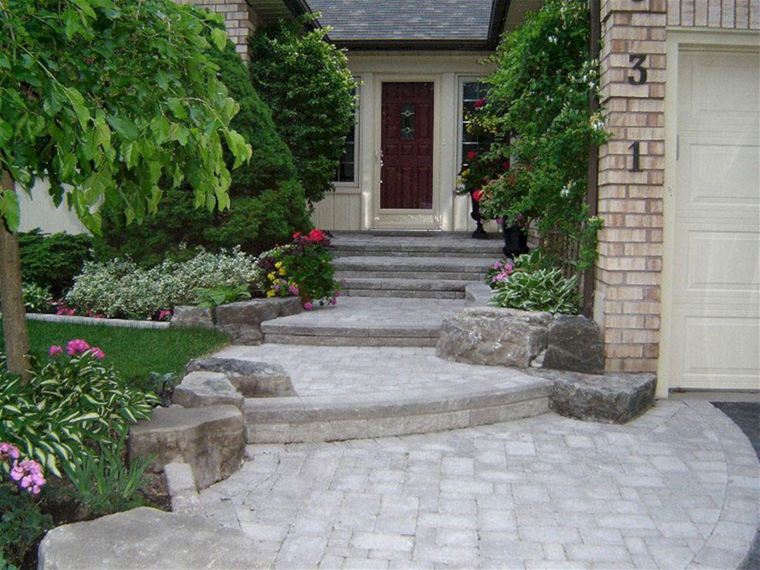 Front entrances landscaping front entrances landscaping for Landscaping your garden