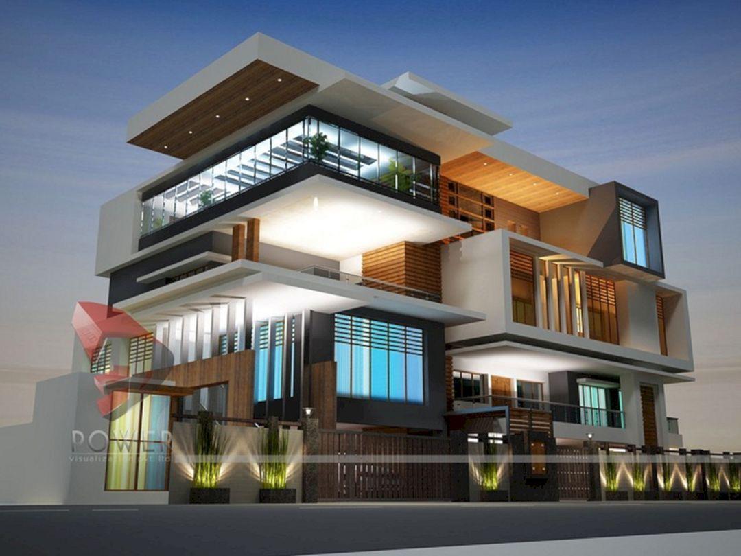 House plan ultra modern home design house plan ultra for Top 50 modern house design