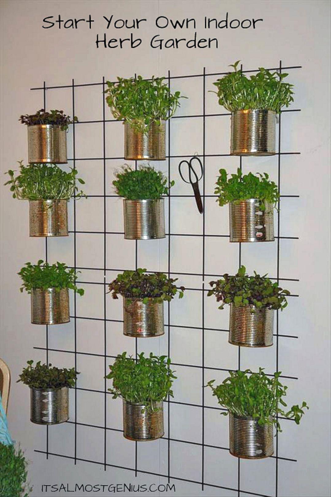 Indoor Herb Garden (Indoor Herb Garden) design ideas and ...