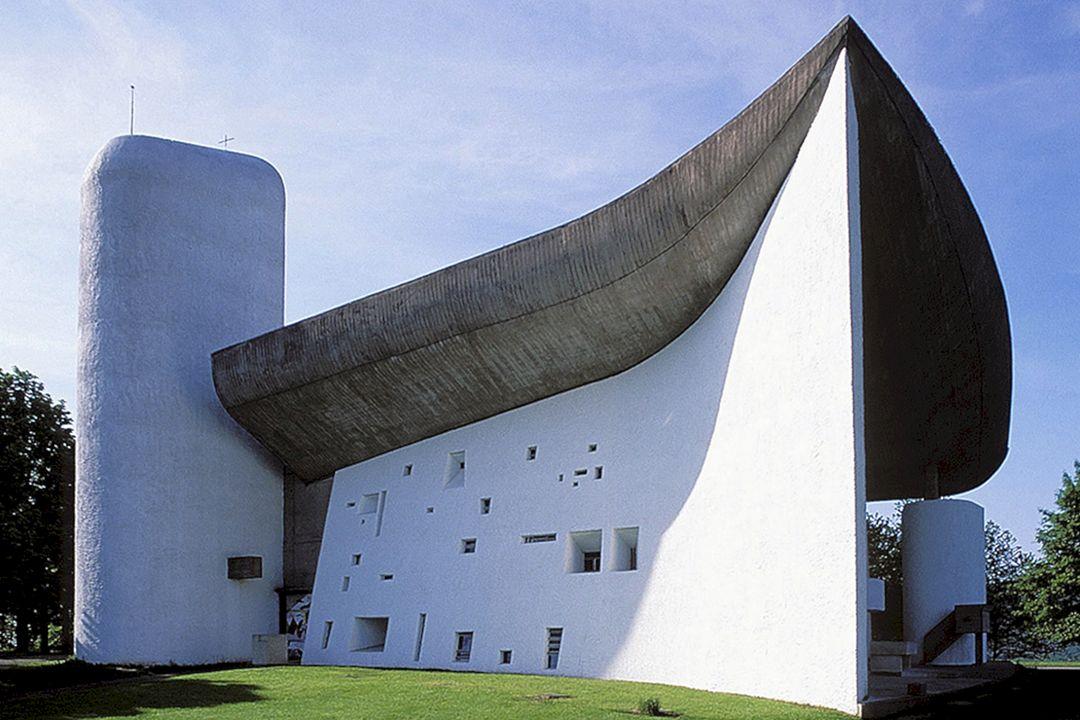 Le corbusier modern architecture freshouz for Architecture le corbusier
