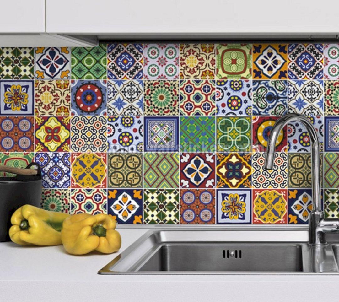 Mexican Talavera Tile Kitchen Backsplash Mexican Talavera Tile Kitchen Backsplash Design Ideas