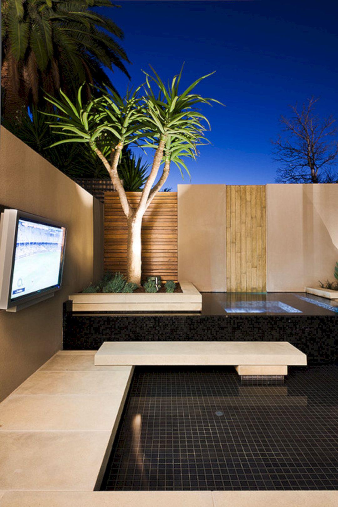 Garden Ideas Small Landscape Gardens Pictures Gallery: Minimalist Landscape Design Ideas (Minimalist Landscape