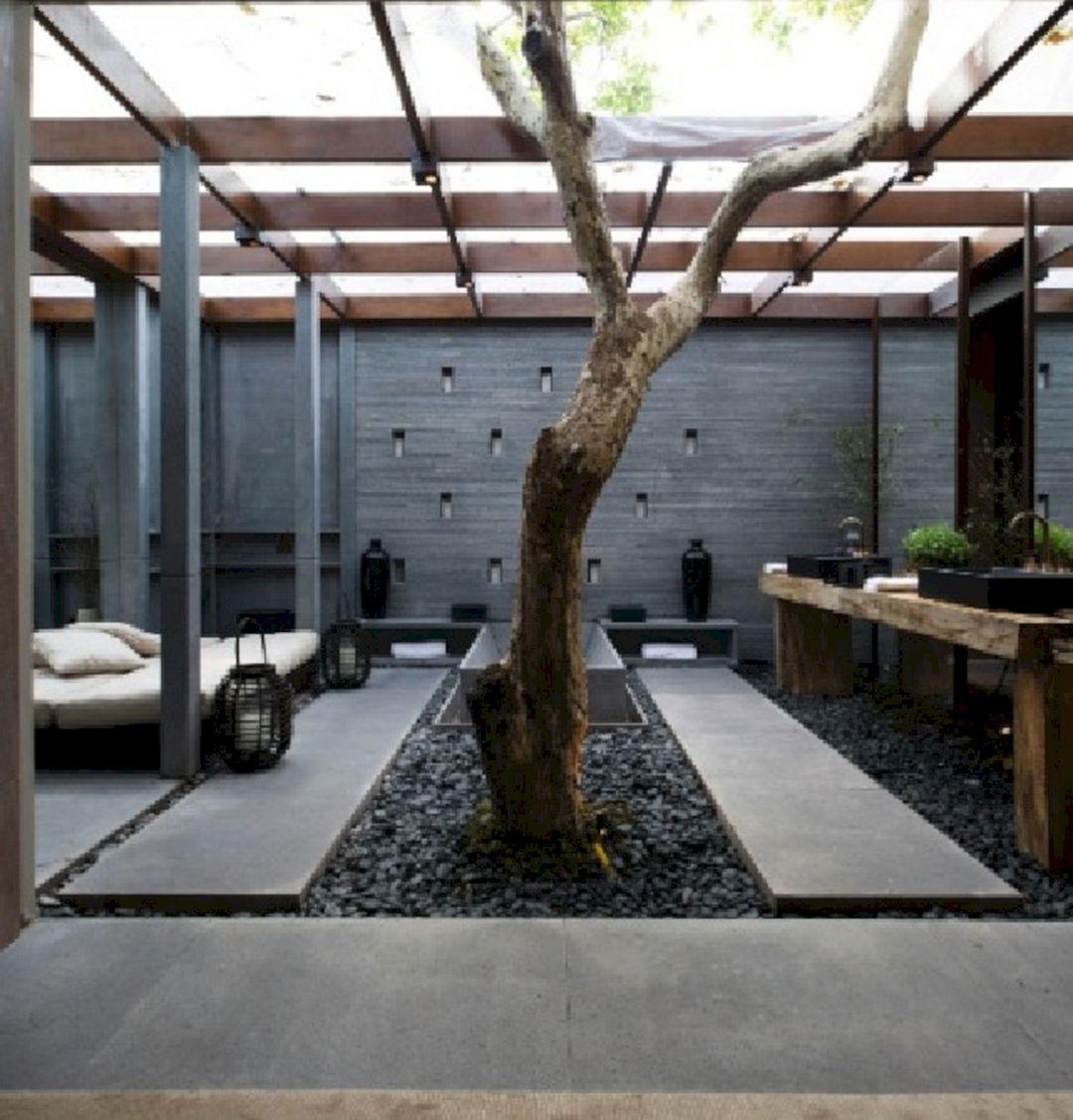Minimalist Outdoor Garden (Minimalist Outdoor Garden