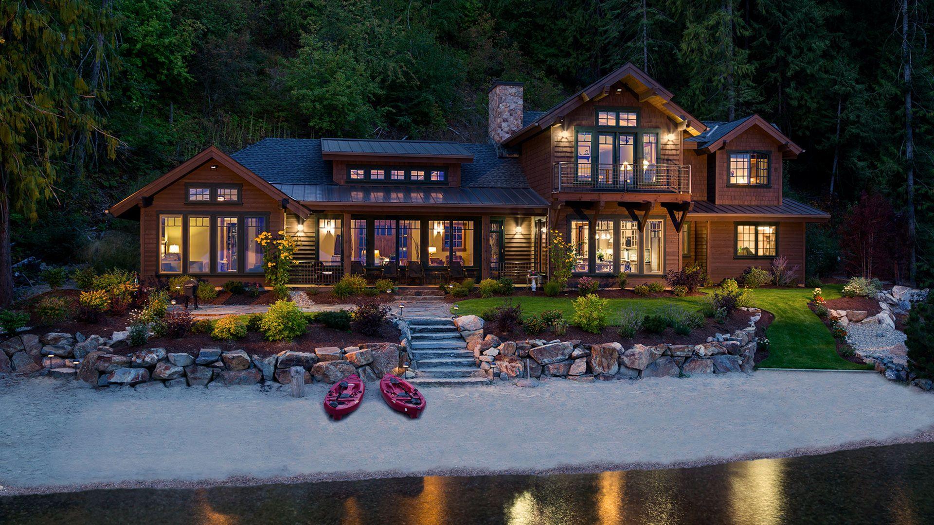 Mountain lake house plans mountain lake house plans for Lake home design ideas