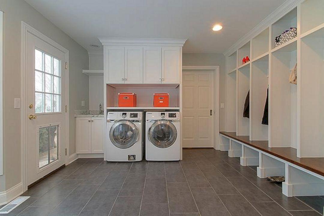 Mudroom laundry room combo ideas mudroom laundry room for Laundry room and mudroom design ideas