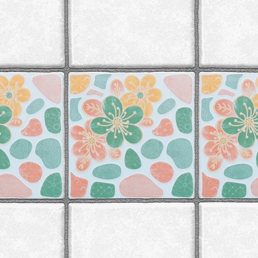 Kitchen backsplash stickers 28 images new kitchen for Kitchen tile decals
