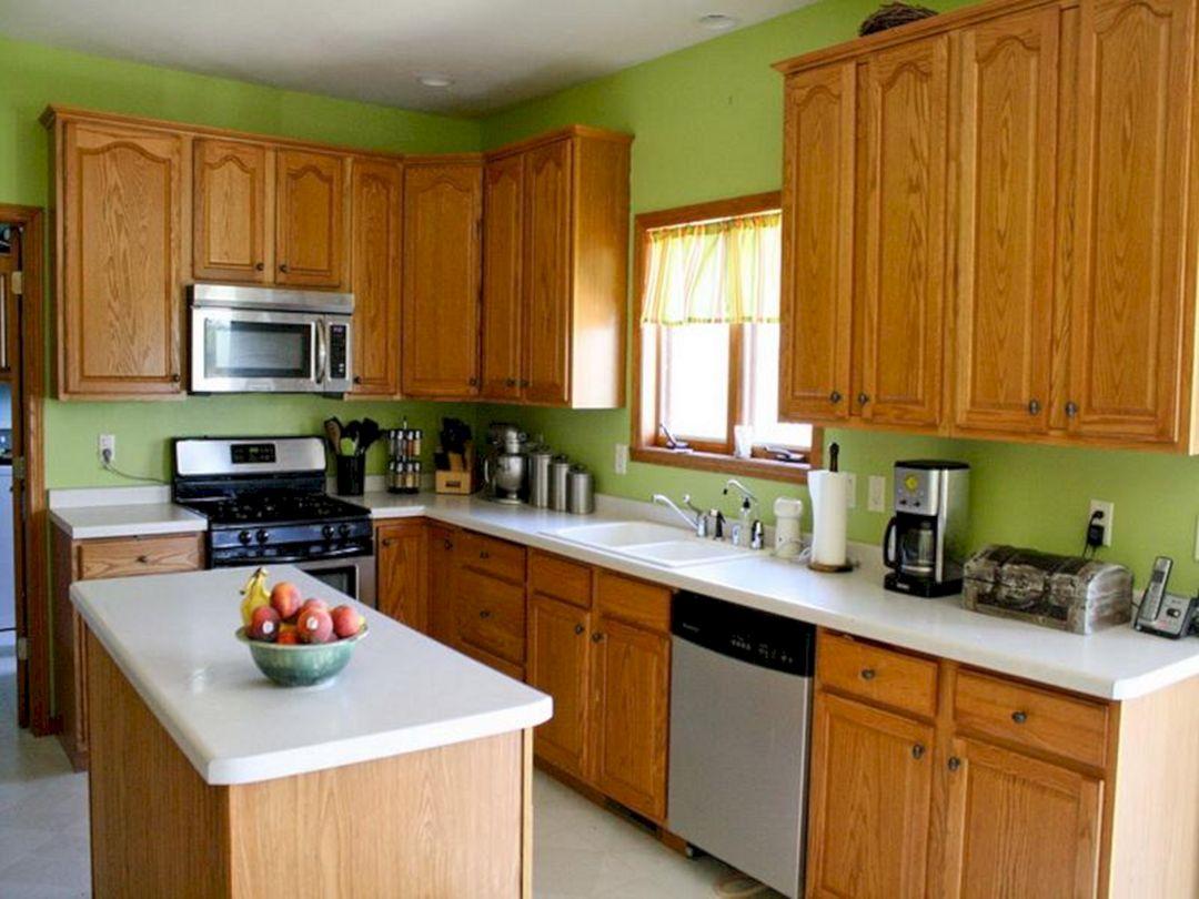 Green Colors For Kitchen Walls FresHOUZ