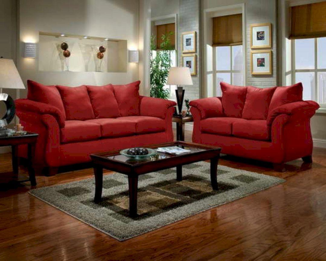 red living room furniture freshouz
