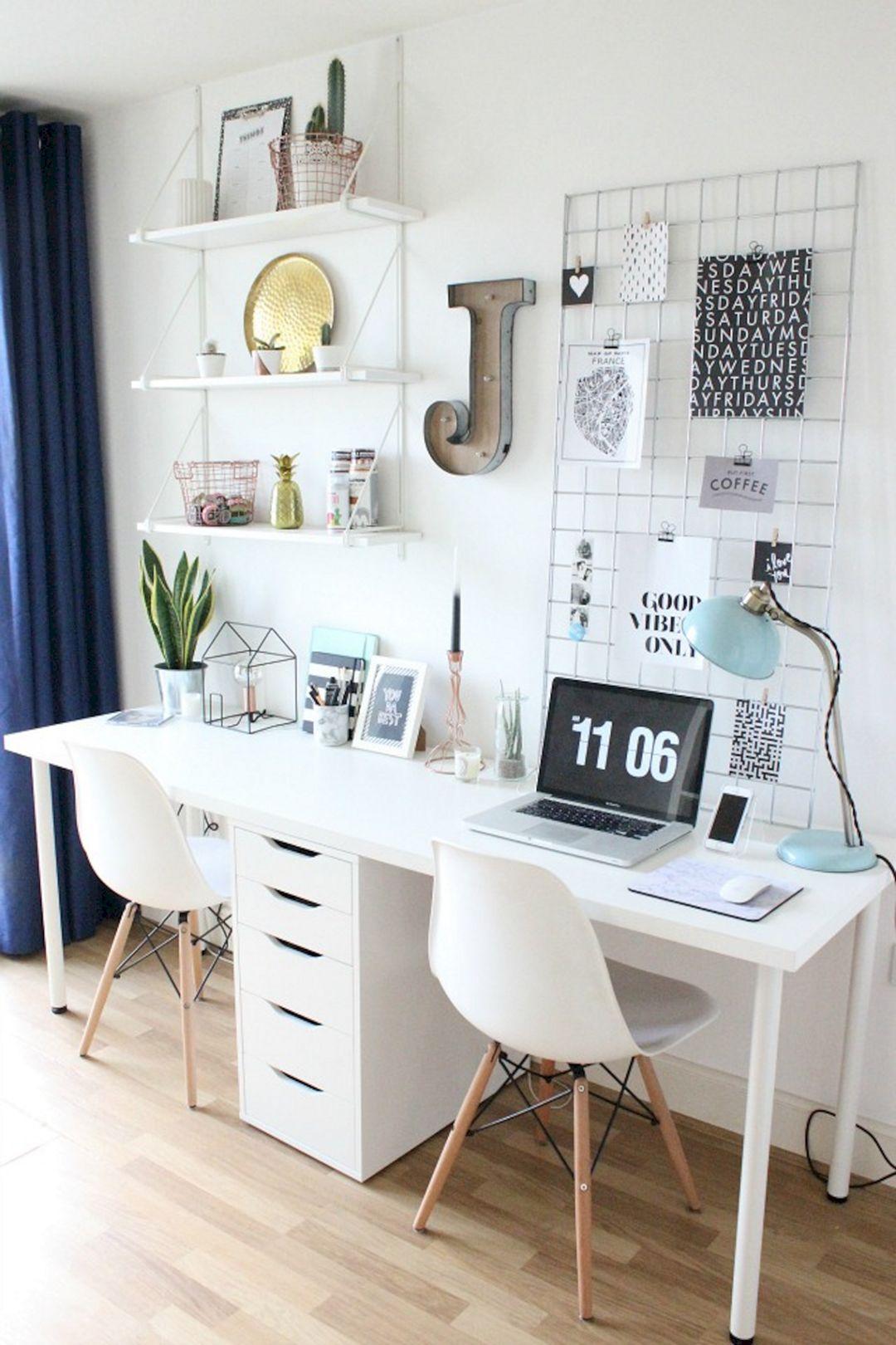 Study Room Layout: Small Study Room Design Ideas 3 (Small Study Room Design