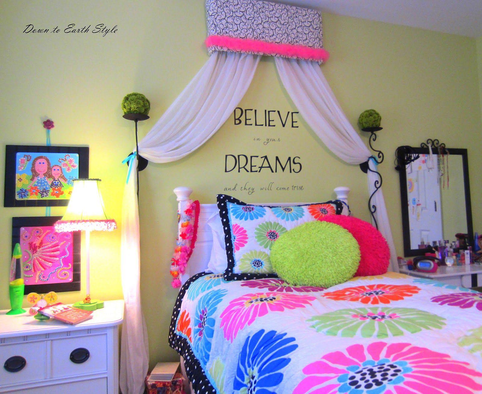 65+ Beautiful Tween Bedroom Decorating Ideas / FresHOUZ.com