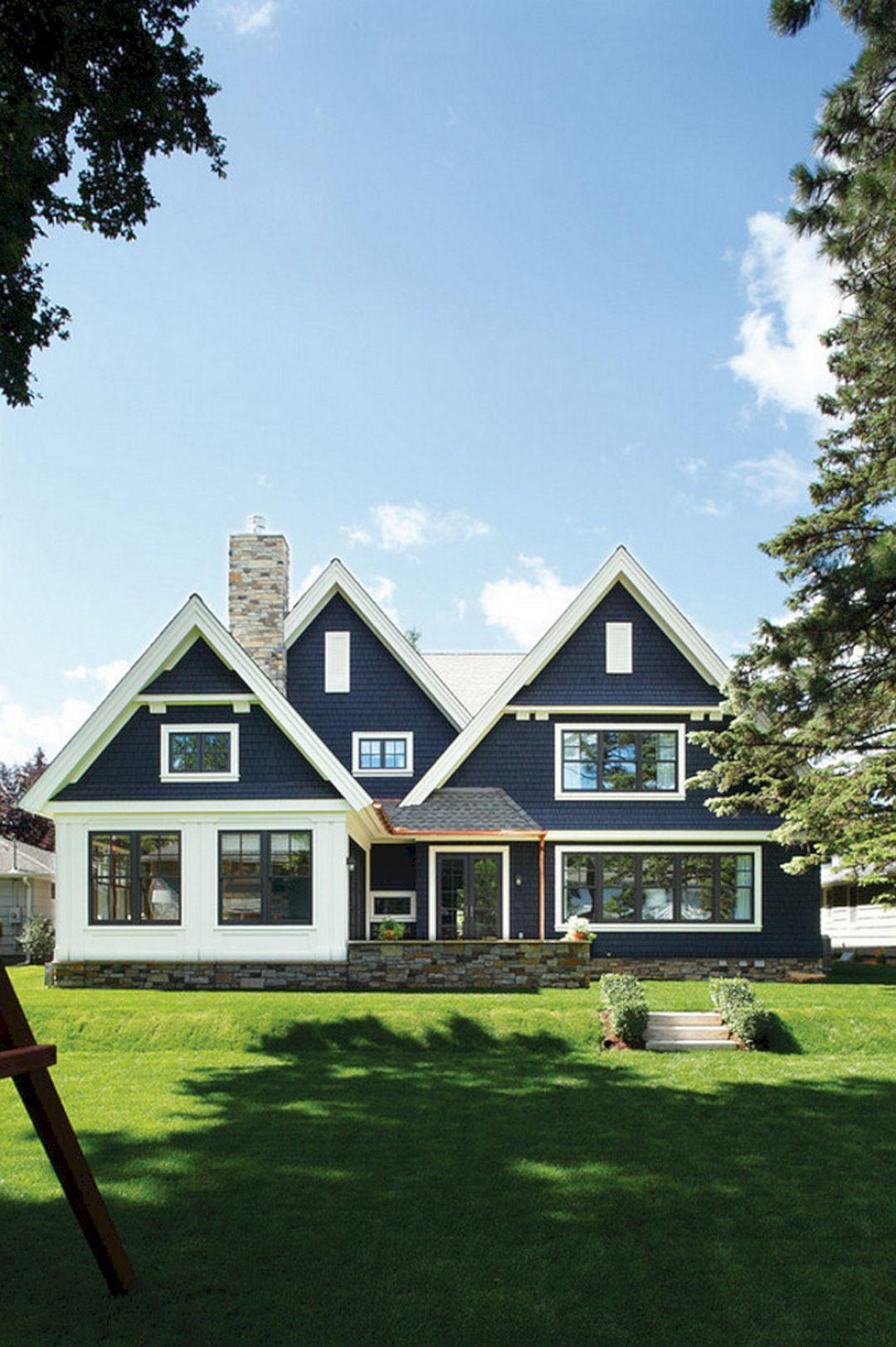 Idea Exterior Home Design: Awesome Exterior House Colors Idea (Awesome Exterior House