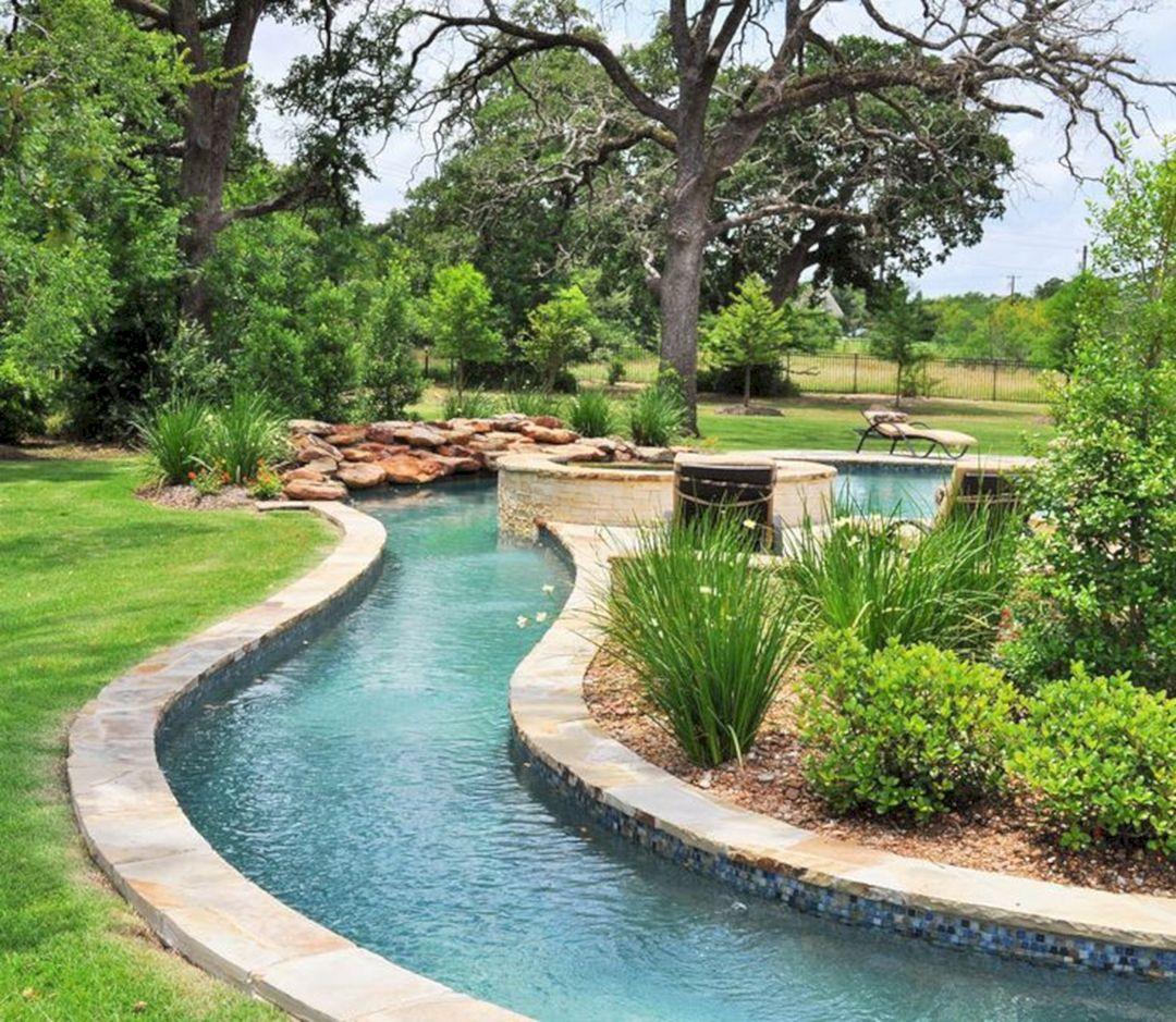 Cool Backyard Pool (Cool Backyard Pool) Design Ideas And