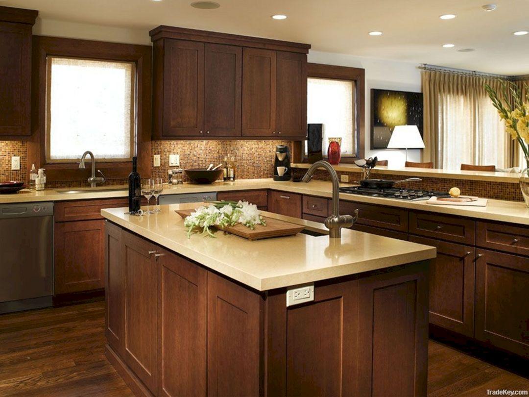 Shaker wood kitchen cabinets shaker wood kitchen cabinets for Beautiful wooden kitchen cabinets