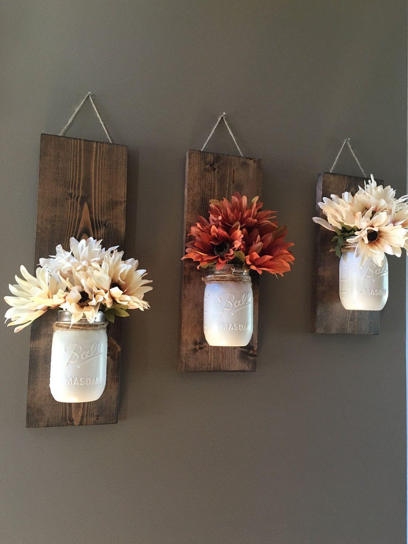 Mason Jar Fall Home Decor (Mason Jar Fall Home Decor ...