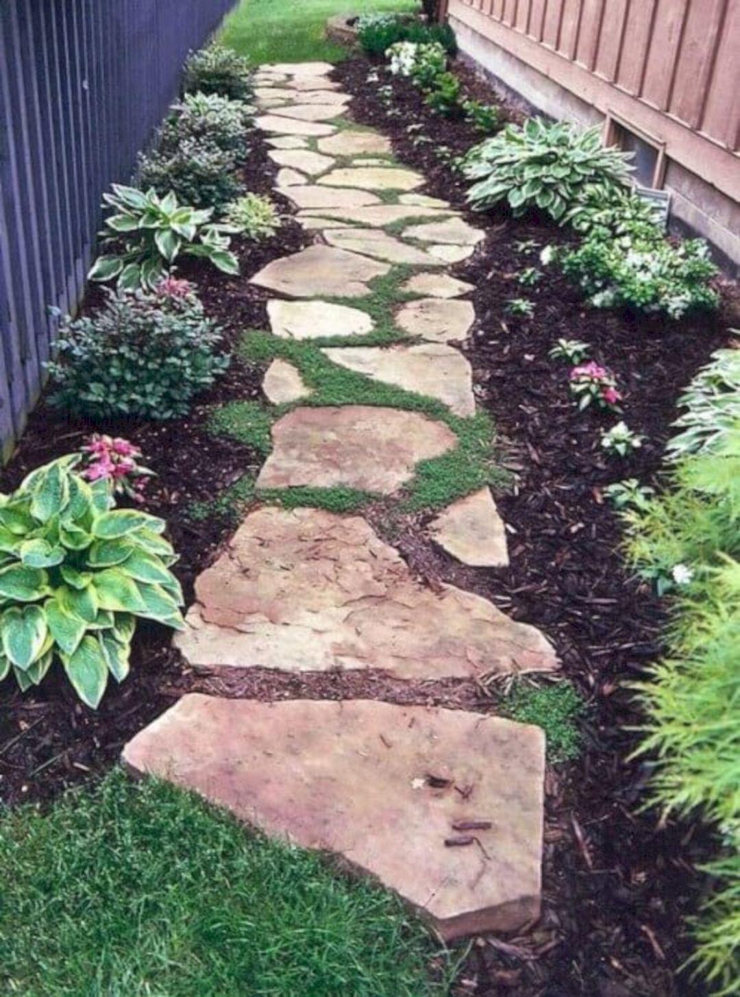 Narrow Walkway Landscaping Ideas Narrow Walkway Landscaping Ideas