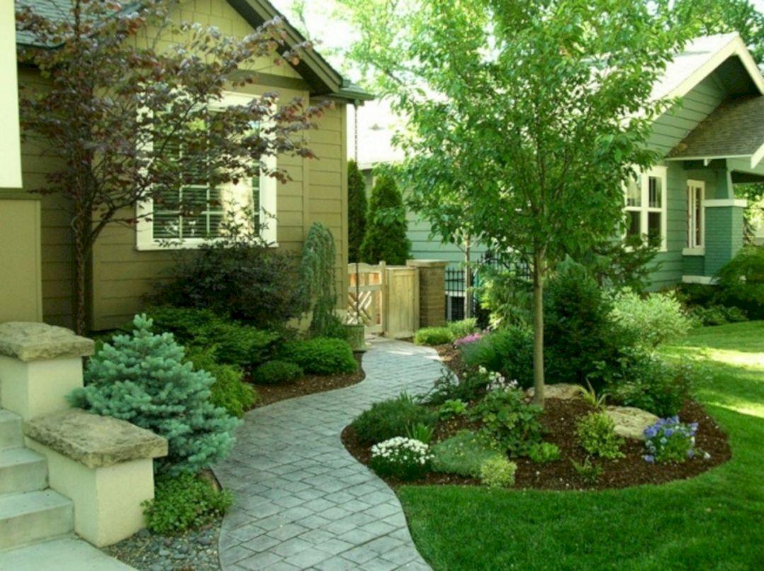 25+ Minimalist Dream Garden Design Ideas For Small Home ...