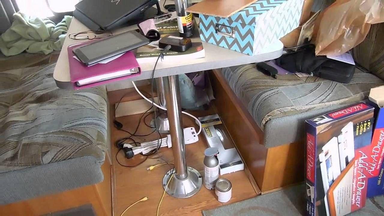 Small Desk In Living Room