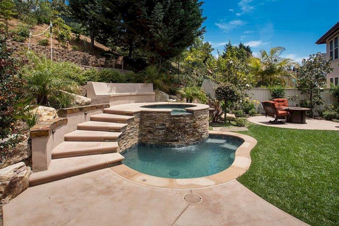 Small Backyard Inground Swimming Pool Designs (Small ...