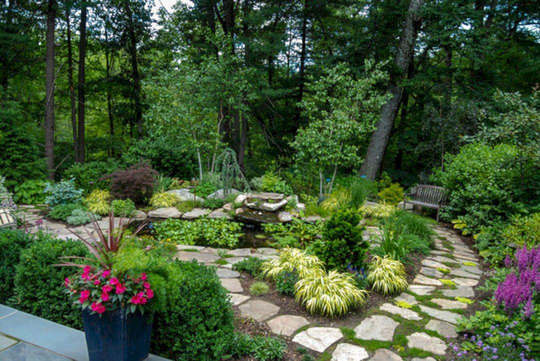 Woodland Garden Landscape Ideas Design (Woodland Garden ...