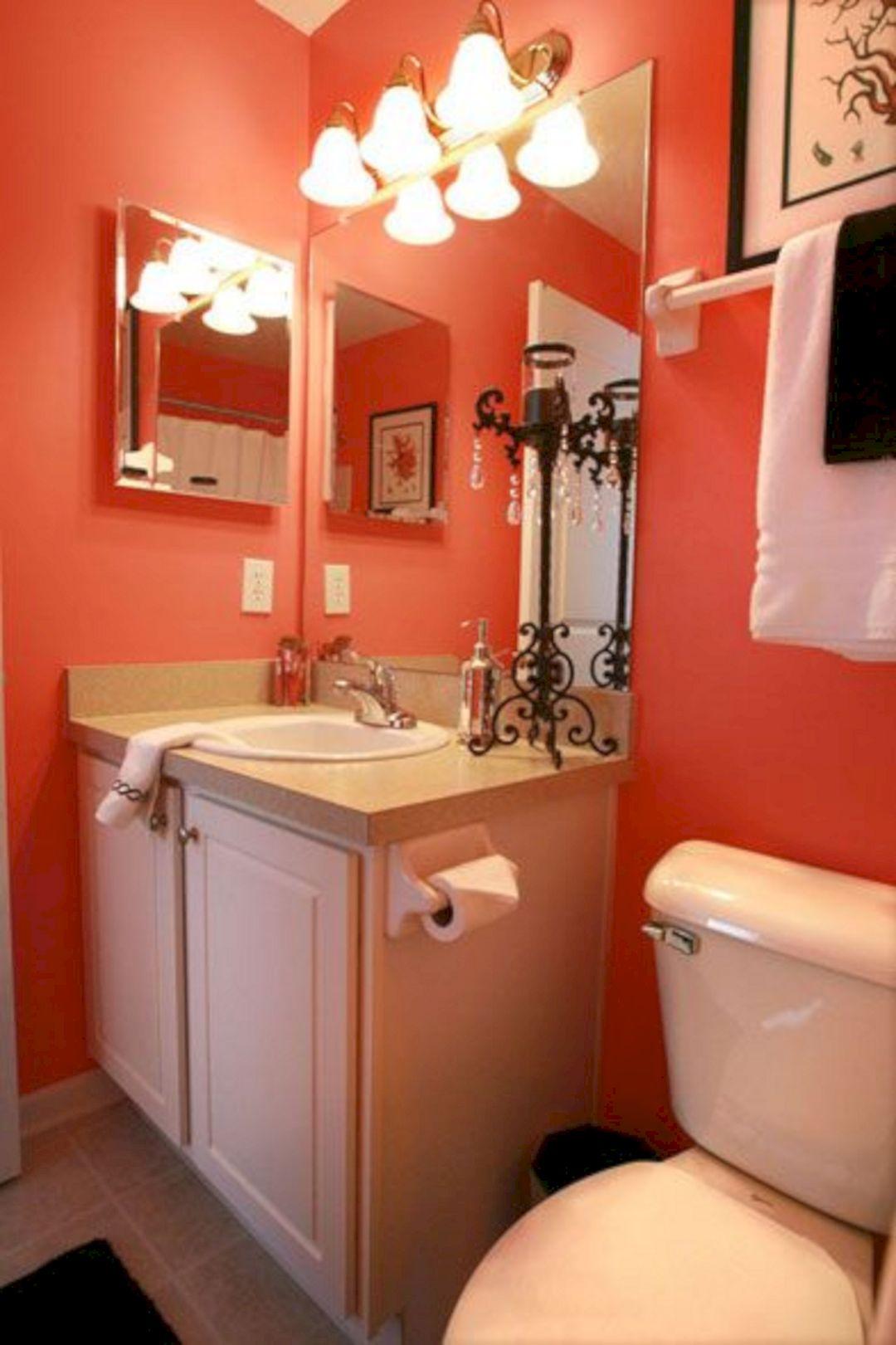 Teal And Coral Bathroom Decor 17 Teal And Coral Bathroom Decor 17 Design Ideas And Photos