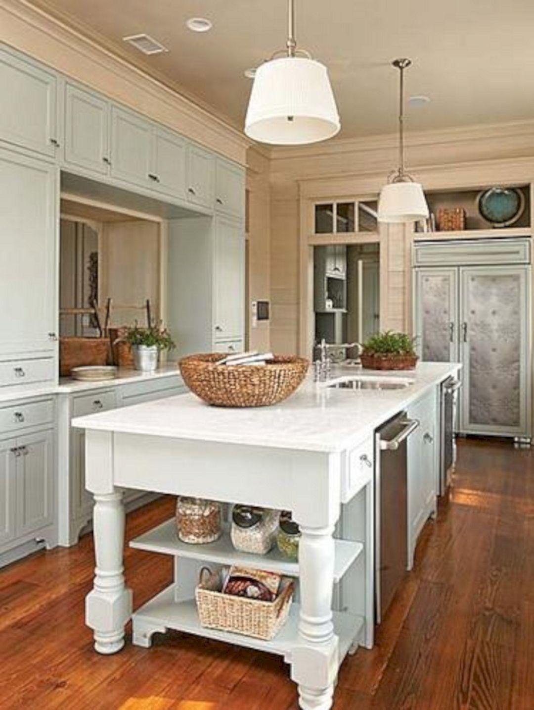 Coastal Farmhouse Kitchen Design 9 (Coastal Farmhouse ...