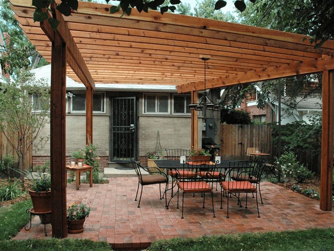 DIY Backyard Shade Structure 10 (DIY Backyard Shade ...