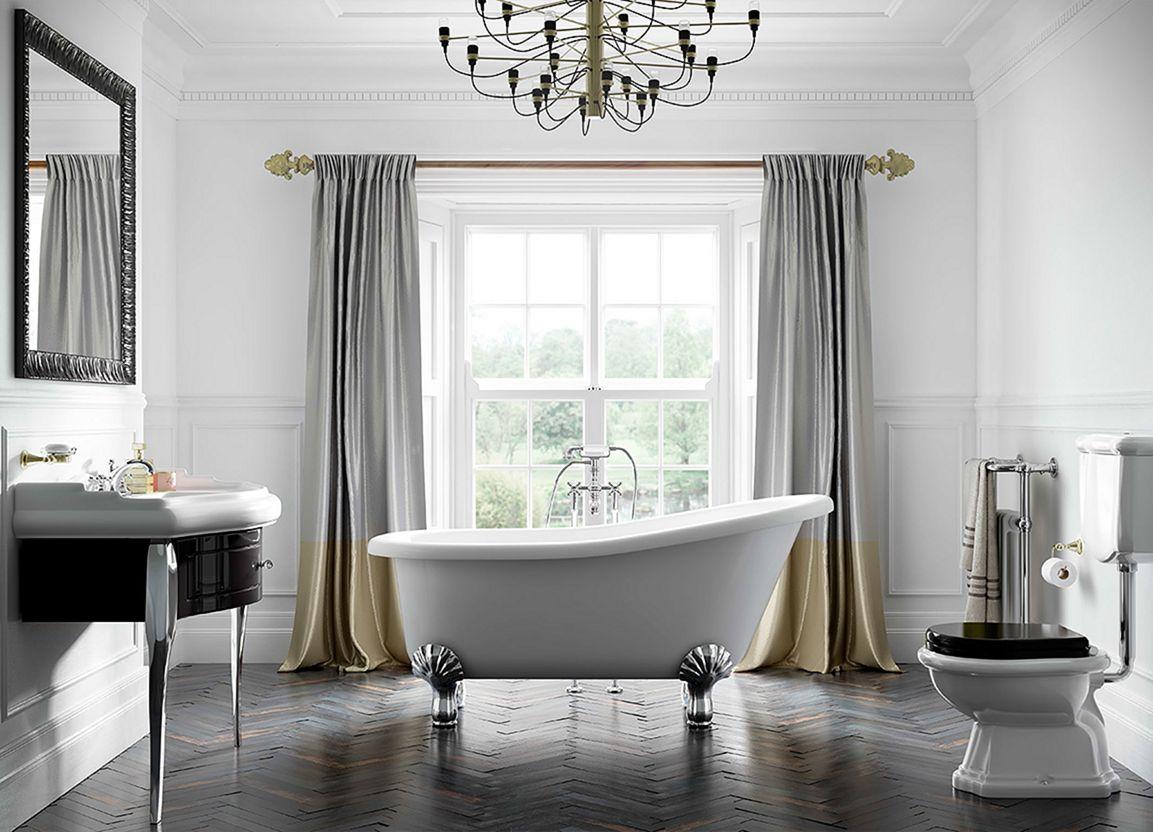 25 Best Modern Vintage Bathroom Design Ideas to Remodel ...
