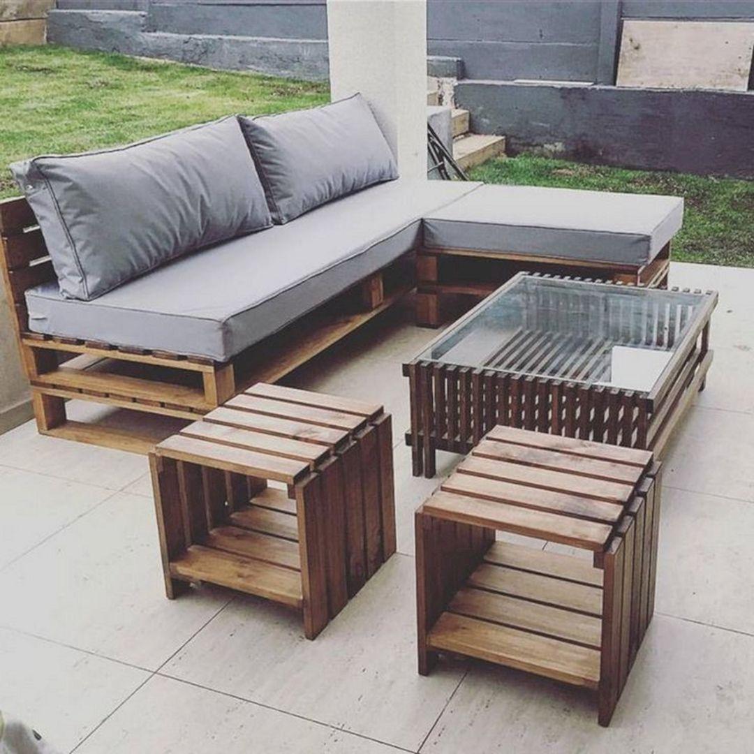DIY Wood Patio Furniture 24 (DIY Wood Patio Furniture 24 ...