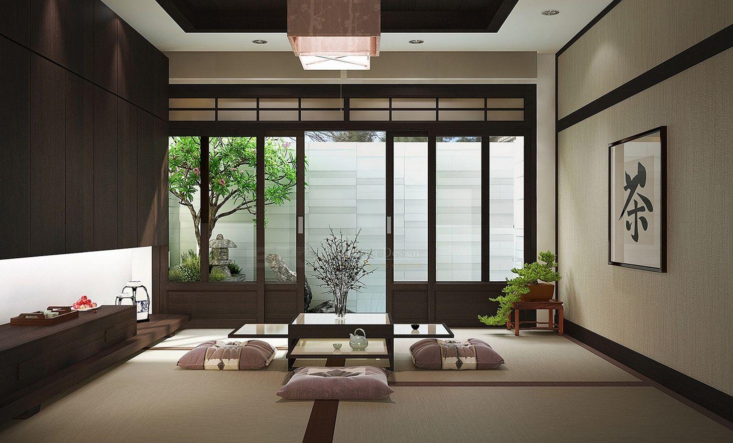 room aen living Asian or