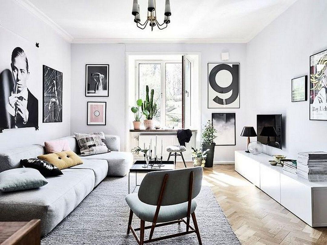 Traditional Style Minimalist Living Room Decor ...